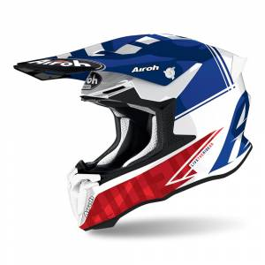 Airoh Twist 2.0 Tech Yellow Motocross Helmet