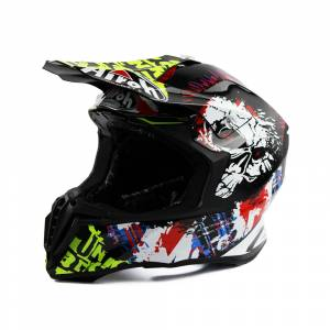 Airoh Twist Crazy Black Motocross Helmet