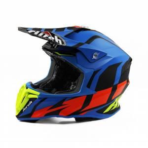 Airoh Twist Great Blue Motocross Helmet
