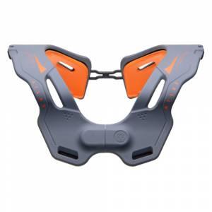 Atlas Vision Grey Orange Neck Collar