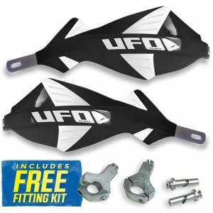 UFO Discover Handguards - Black