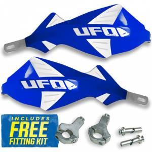 UFO Discover Handguards - Reflex Blue