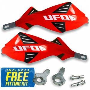 UFO Discover Handguards - CR-CRF Red