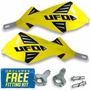 UFO Discover Handguards - RM Yellow