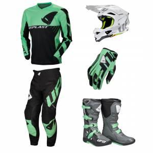 UFO Division Acqua Marina Motocross Complete Kit Combo