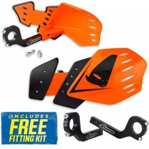 UFO Guardian Handguards - KTM Orange