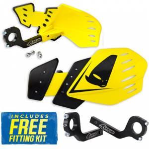 UFO Guardian Handguards - RM Yellow