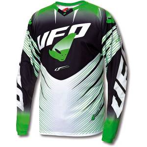 UFO 2015 Adult Voltage Jersey - Green