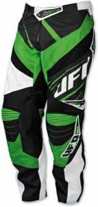 UFO Micron Pants - Green Black White Back