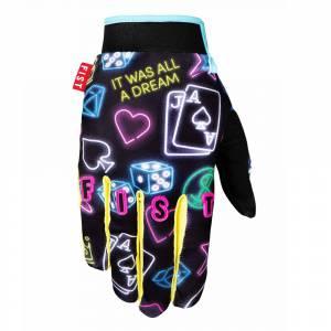 FIST Jaie Toohey - Neon Motocross Gloves