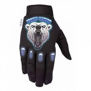 FIST Frosty Fingers - Polar Bear Motocross Gloves