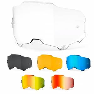 100% Armega Ultra HD Replacement Goggle Lens