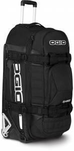 Ogio Rig 9800 LE Black Motocross Wheeled Gear Bag