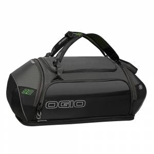 Ogio Endurance 9.0 Black Charcoal Athletic Gym Bag