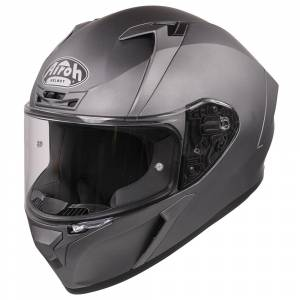 Airoh Valor Limited Edition Silver Full Face Helmet