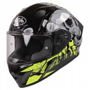 Airoh Valor Akuna Yellow Full Face Helmet