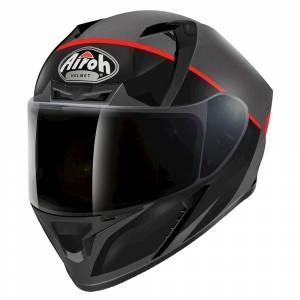 Airoh Valor Eclipse Orange Full Face Helmet