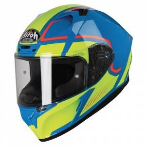 Airoh Valor Marshall Azure Full Face Helmet