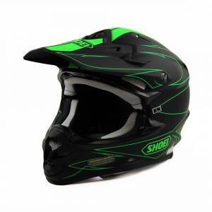 Shoei VFX-W Hectic TC4 Motocross Helmet