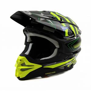 Shoei VFX-WR Grant 3 TC-3 Motocross Helmet