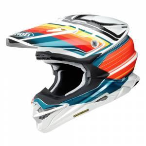 Shoei VFX-WR Black Motocross Helmet