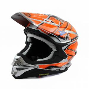 Shoei VFX-WR Glaive TC8 Motocross Helmet