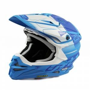 Shoei VFX-WR Zinger TC-2 Motocross Helmet