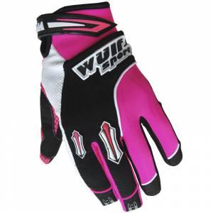Wulfsport Kids Stratos Cub Pink Motocross Gloves