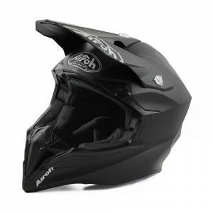 Airoh Wraap Black Motocross Helmet