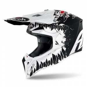 Airoh Wraap Youth Matt Beast Motocross Helmet