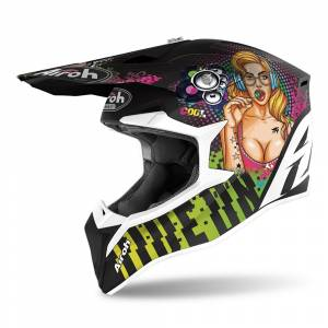 Airoh Wraap Youth Pin Up Helmet