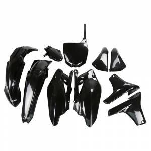 Yamaha Plastic Kit YZF 450 (2010) Black