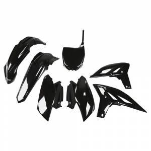Yamaha Plastic Kit YZF 250 (2013) Black