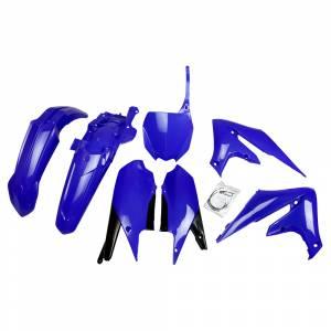 Yamaha Plastic Kit YZF 250 (19-21) 450 (18-21) Reflex Blue