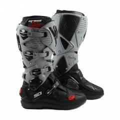 Sidi Crossfire 3 SRS Black Ash Motocross Boots