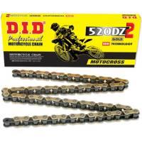 DID DZ Series Heavy Duty Chain - Gold Black