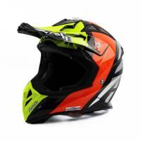 Airoh Aviator 2.2 Revolve Orange Motocross Helmet