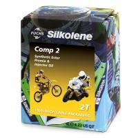 Silkolene Comp 2 Lube Cube 4 Litre