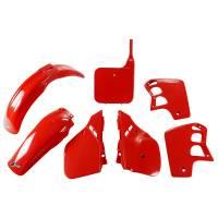 UFO Plastic Kit Honda CR 500 (89-90) Red