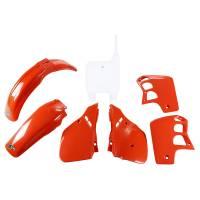 UFO Plastic Kit Honda CR 500 Orange