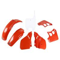 UFO Plastic Kit Honda CR 250 Orange