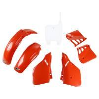 UFO Plastic Kit Honda CR 250 OEM