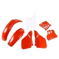UFO Plastic Kit Honda CR 125 OEM