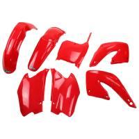 Honda Plastic Kit CR 125 250 (00-01) CR-CRF Red