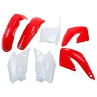Honda Plastic Kit CR 125 250 (00-01) OEM Factory