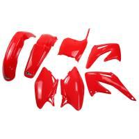 Honda Plastic Kit CRF 450 (02-03) CR-CRF Red