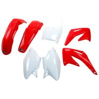 Honda Plastic Kit CRF 450 (02-03) OEM Factory