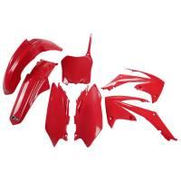 Honda Plastic Kit CRF 250 (2010) CRF 450 (09-10) CR-CRF Red