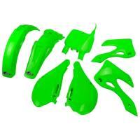 Kawasaki Plastic Kit KX 125 250 KX Green