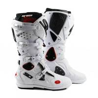 Sidi Crossfire 2 SRS White Motocross Boots
